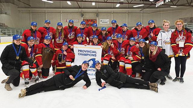 2009 Female Midget Championship Calgary
